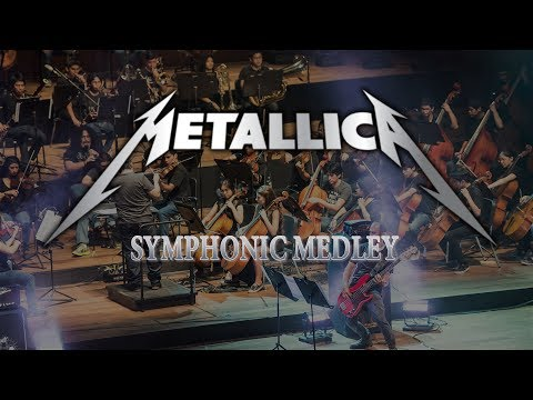 Metallica Symphonic Medley - For Whom the Bell Tolls, One, Master Of Puppets and Creeping Death