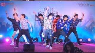 Video 170729 [Special Show#1] Millenium Boy cover EXO - Ko Ko Bop + MAMA @ Belle Cover Dance Contest 2017 download MP3, 3GP, MP4, WEBM, AVI, FLV Oktober 2017