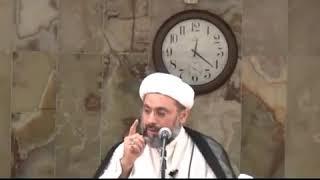 الشيخ عبدالله دشتي - الفرق بين أهل الدنيا و زوار مراقد أهل البيت عليهم أفضل الصلاة والسلام