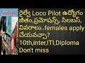 Railway Assistant Loco Pilot Job(Work,salary,syllabus,exam pattern) | Job Profile