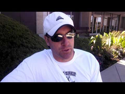 Josh Klein, Desmet Spartans soccer