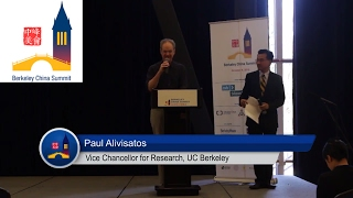 Paul Alivisatos - Vice Chancellor for Research, UC Berkeley