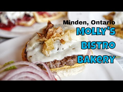 Molly's Bistro Bakery - Minden, Ontario [Travelling Foodie]