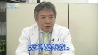 医学部 井村穣二 教授 (病理診断学 (外科病理・分子病理診断))【Tom's TV 2015】