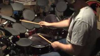 "Presidents of the USA ""L.I.P."" (Little Indian Princess) Drum cover"