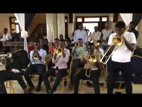 BLUE WAVES BAND, ACCRA - GHANA (GA SONGS)