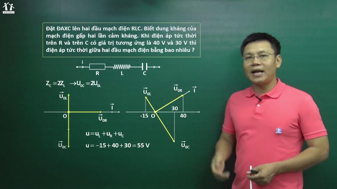 Câu hỏi vật lý ôn thi THPT Quốc Gia – Phần 2