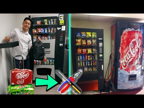 Equipment I Use To Run My Vending Machine Business!!