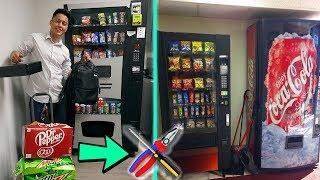 Equipment I Use To Run My Vending Machine Business!!