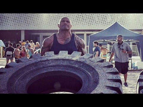 Workout Motivation - Dwayne The Rock Johnson