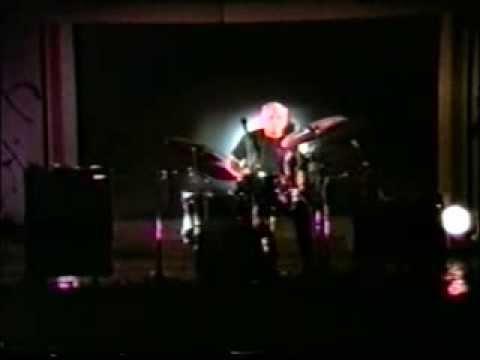 Carlo Little drum solo, c.1999
