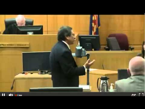 Richard Chrisman Trial. Closing Arguments. Juan Martinez