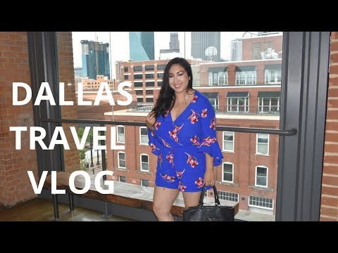 DALLAS TRAVEL VLOG: Top Things To Do In Dallas; Medieval Times, JFK Museum, Deep Ellum,