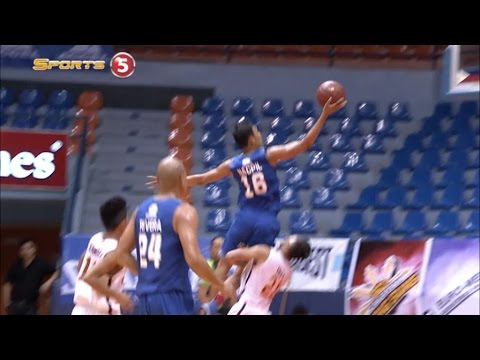 Cagayan Rising Suns vs. Foton - OT | PCBL 2015