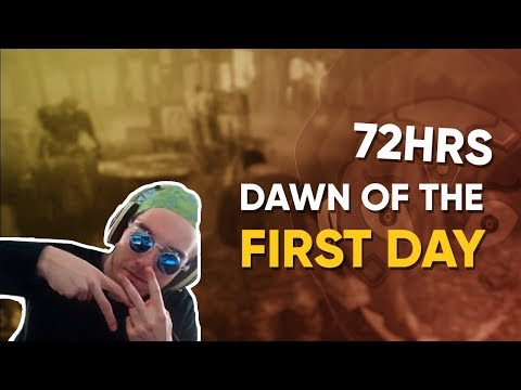 72hrs: Dawn of the First Day | Dead by Daylight Highlights Montage