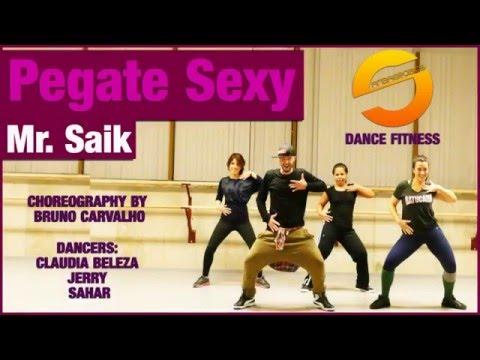Pegate Sexy - Mr. Saik