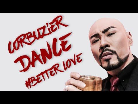 CORBUZIER DANCE ! SONG: BETTER LOVE (DEDDY CORBUZIER NARI DANCING)