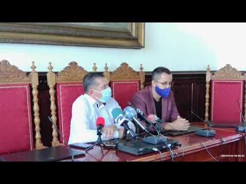 RP del Alcalde de Santa Cruz de la Palma sobre la ruptura del pacto de Gobierno con CC.