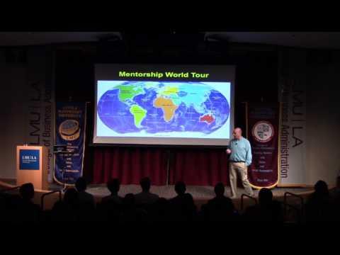 "Jeff Hoffman: ""The Power of Entrepreneurship"""