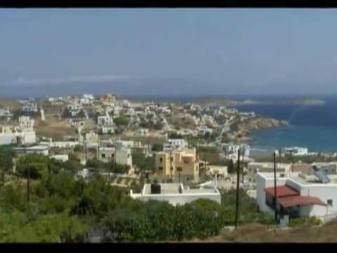 Land For sale in the Island Of Syros Greece