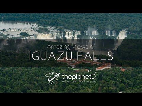 The Best Views of Iguazu Falls Brazil