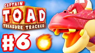 Captain Toad: Treasure Tracker - Gameplay Walkthrough Part 6 - Onward, Toadette! 100%