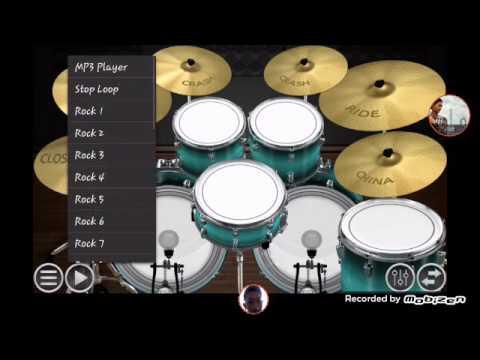 Cover simple drum
