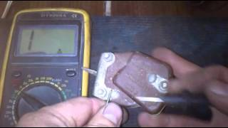 Катушка зажигания Б300  Проверяем