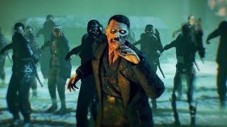 Зомби Гитлер танцует
