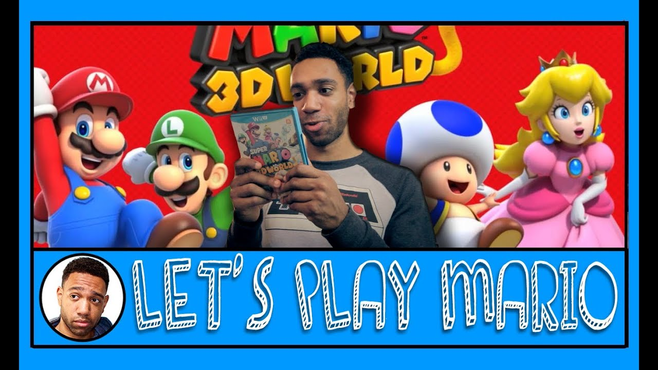 BEST SUPER MARIO BROS PLAYER EVER! - Hey guys, so Nintendo contacted me to be part of this years Wii U challenge.