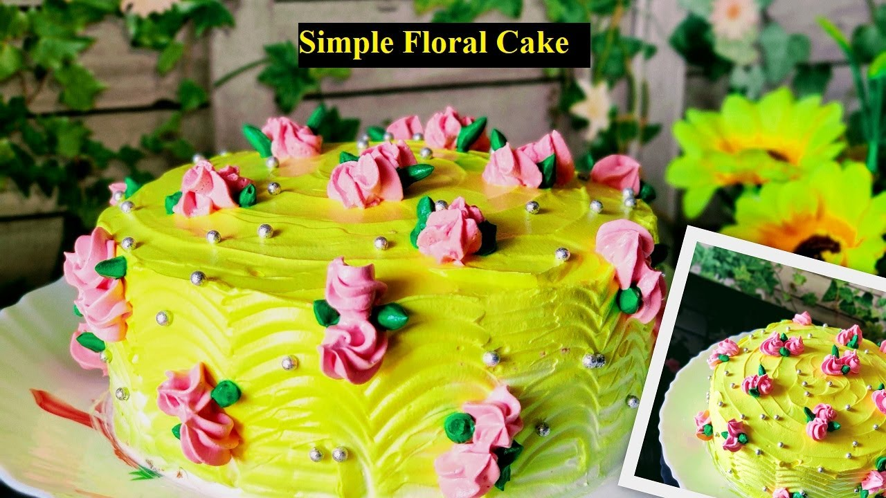 Easy Floral Cake Simple Flower Cake Decoration Floral Blossom Cake Simple Cake Decorating Ideas Youtube Choose a design or upload your own design, photo or artwork to create truly personalized fabrics for apparel, home decor or unique gifts. easy floral cake simple flower cake decoration floral blossom cake simple cake decorating ideas