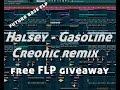 Halsey - Gasoline (Creonic remix) Playtthrough + Free FLP