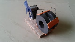 Free Energy Device with using permanent magnets
