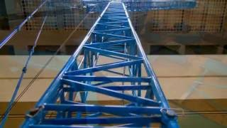 FELBERMAYER RC crane! Giant RC Crane 600kg and 8,5 Meter Liebherr LR 1750! rc