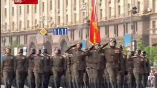Смотреть Парад Победы Киев 2010 Видео онлайн