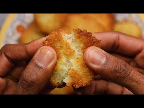How To Make The Perfect Yuca Fritters • Tasty