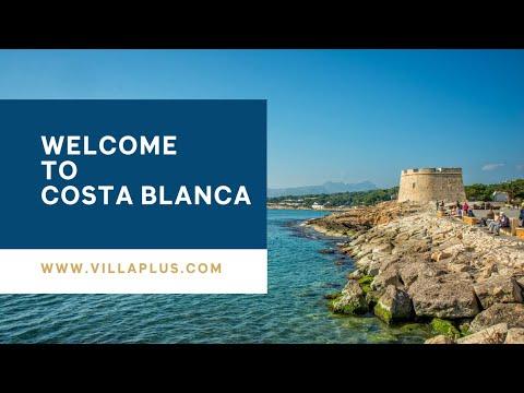 Costa Blanca destination guide from Villa Plus