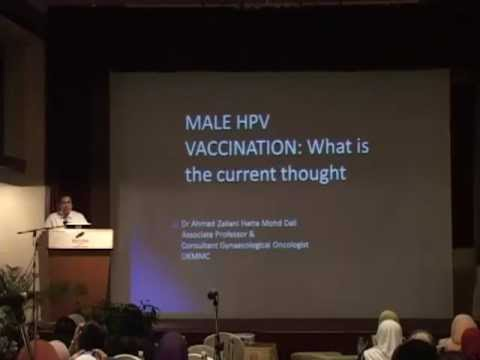 HPV Vaccination In Male