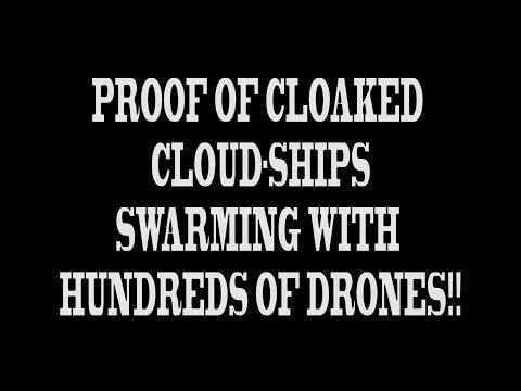 Sky Fishing Catch Nov. 16, 2018 D610 CLOUD-SHIP & DRONES! (Best Watched in 1080HD)