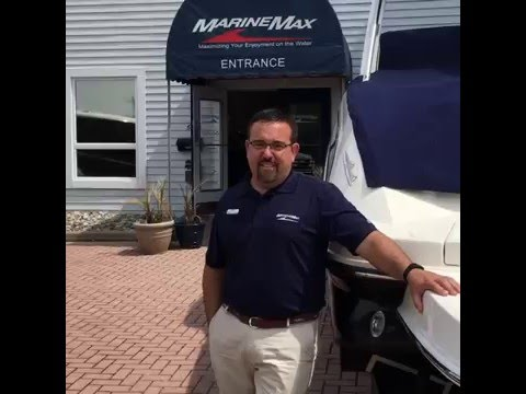 Take a Tour of the MarineMax Somers Point Showroom and Service Center!