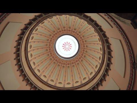 Ohio Statehouse Cupola Tour