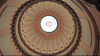 Ohio Statehouse Cupola Tour