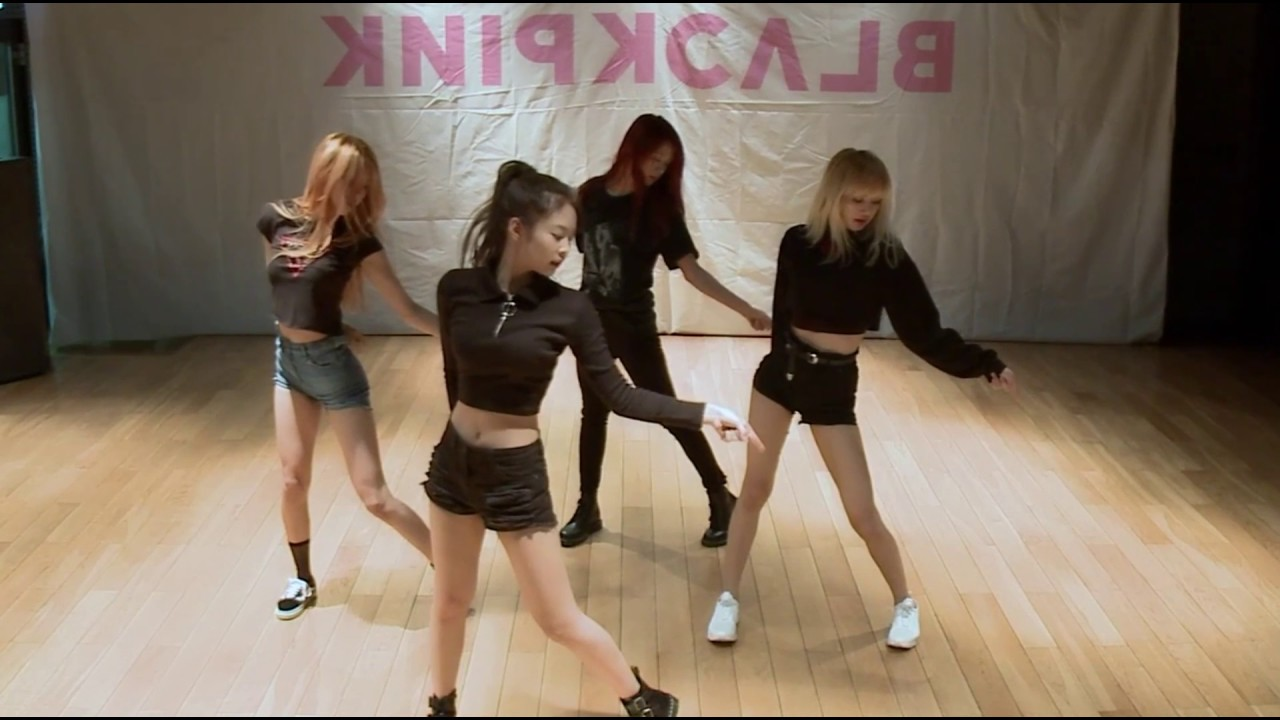 Mirrored Blackpink Playing With Fire 불장난 Dance