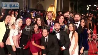 بالفيديو: شاهد  افتتاح مهرجان القاهرة السينمائي الدولي في الدورة 38