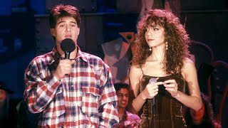 [RARE & HQ] Love Takes Time - Mariah Carey (1990, Pop Formule performance Live in Holland)