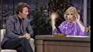 William Shatner 1982 promoting Star Trek 2 on Tonight Show