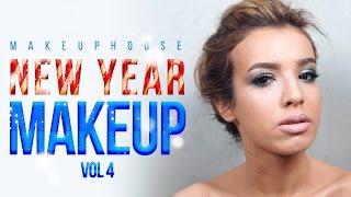 💄 Макияж на Новый Год 2017 | Идеи новогоднего макияжа | Видео уроки макияжа MAKE UP HOUSE