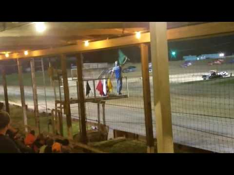 Modified feature 5-13-17 - dirt track racing video image
