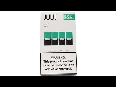 How to refill JUUL Pods