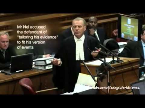 Pistorius trial day 21 - in 60 seconds